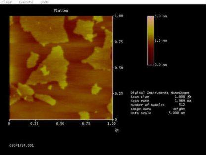 Single Layer Graphene Oxide